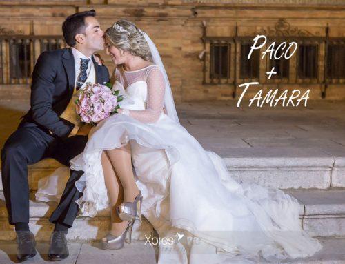 Fotos de Boda en Sevilla – Paco + Tamara