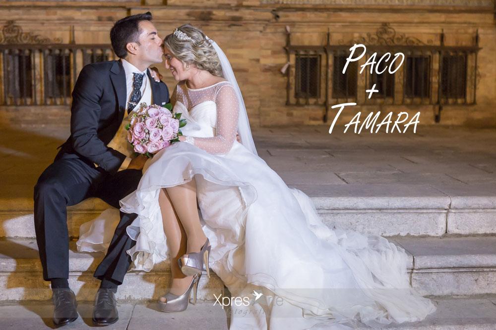 fotos de boda en sevilla paco y tamara