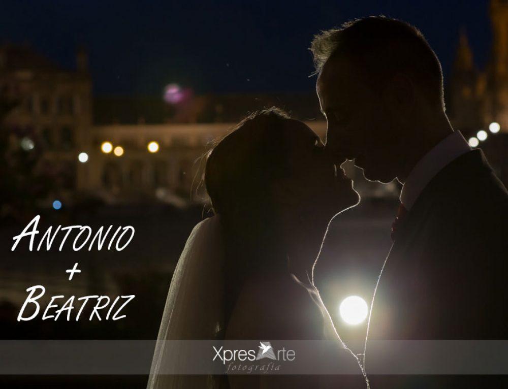 Video de Boda en Sevilla – Antonio + Beatriz