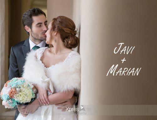 Video de Boda en Sevilla – Javi + Marian