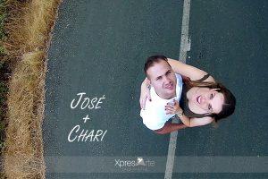 video de boda en sevilla jose chari