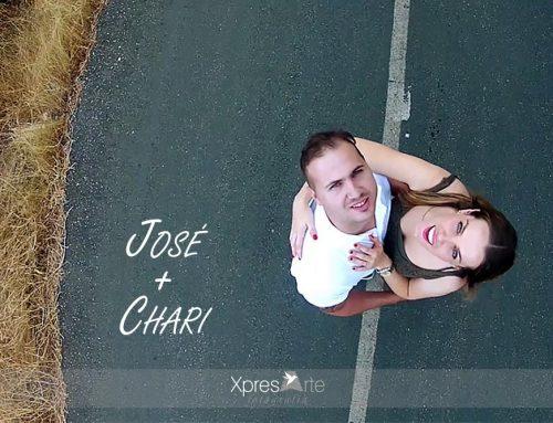 Video de Boda en Sevilla – José + Chari