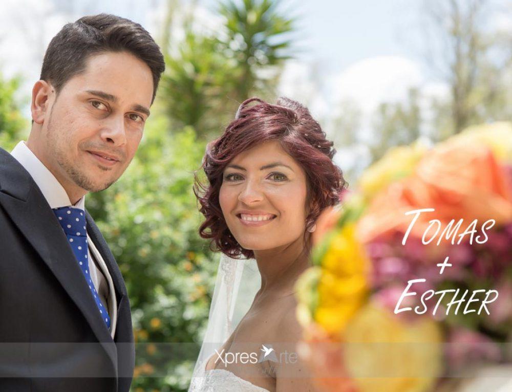 Video de Boda en Sevilla – Tomas + Esther