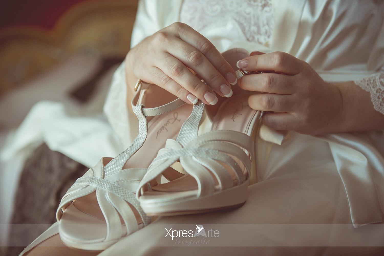 zapatos de novia sevilla