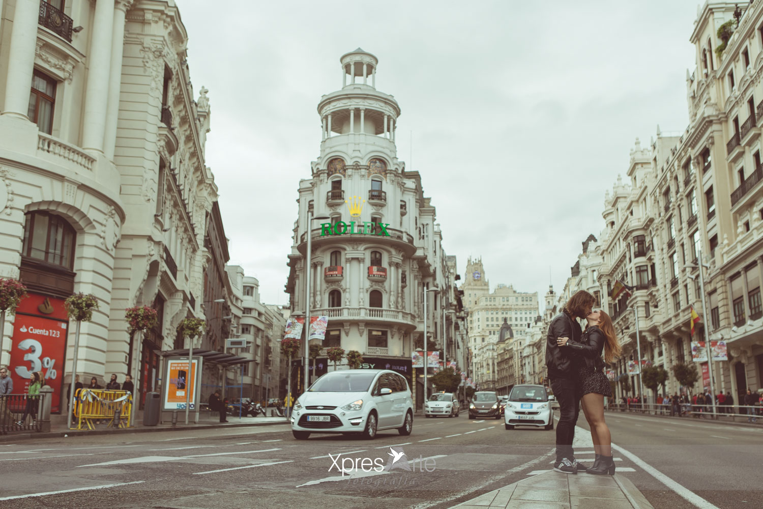 fotos de preboda en Madrid