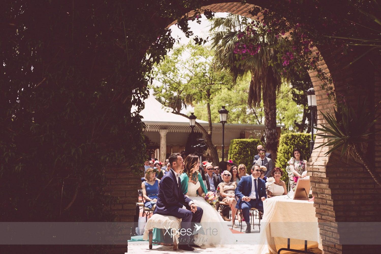 boda en hacienda los azahares Sevilla