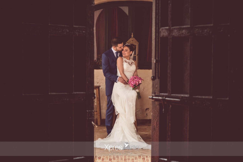 fotos de boda hacienda los miradores sevilla