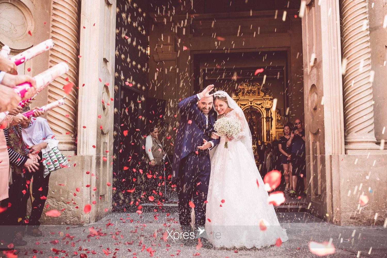 fotógrafos de boda en Sevilla Iglesia del Gran Poder