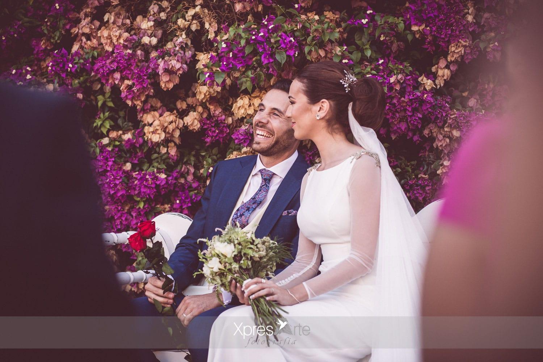 fotos de boda hacienda mejina sevilla