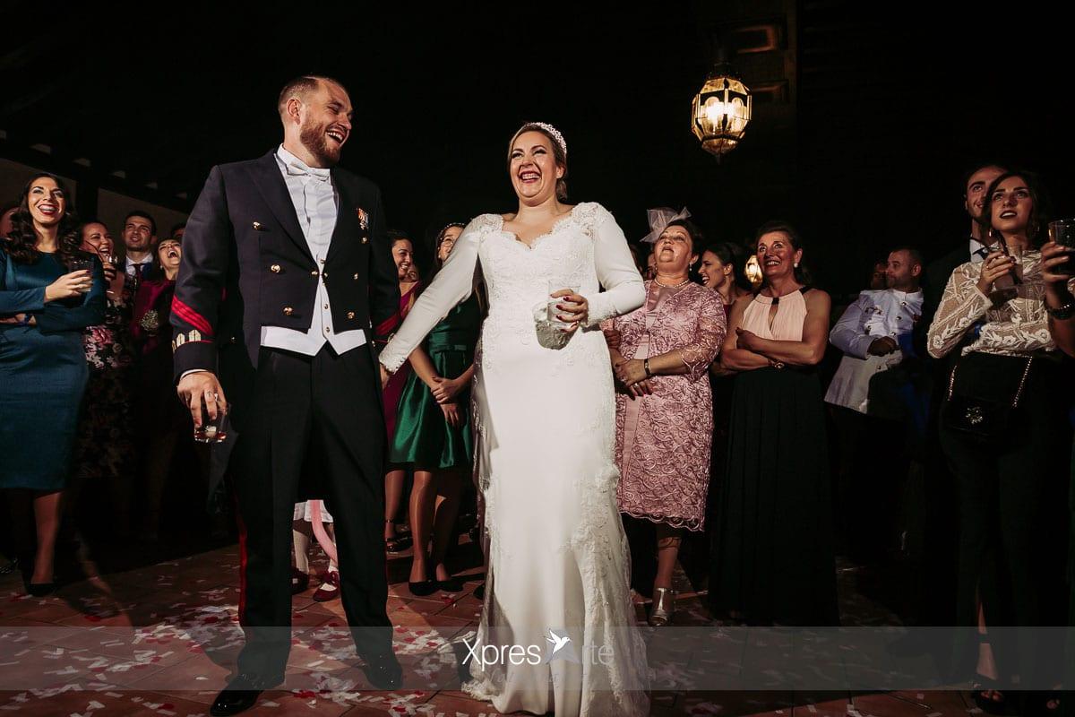 Barra libre de bodas