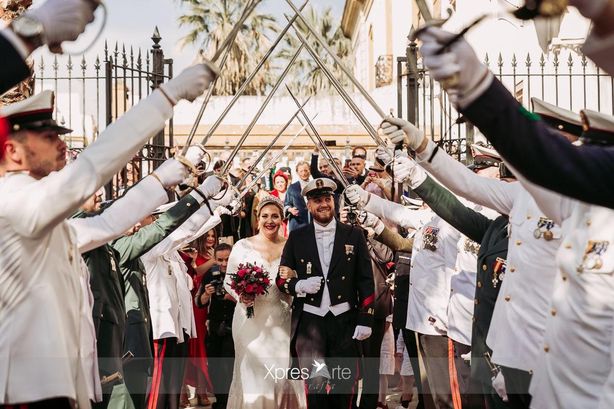 La boda de Javi y Isa en la hacienda veracruz en Sevilla