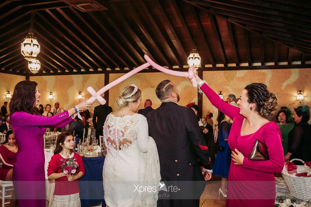 Salon para bodas en Sevilla