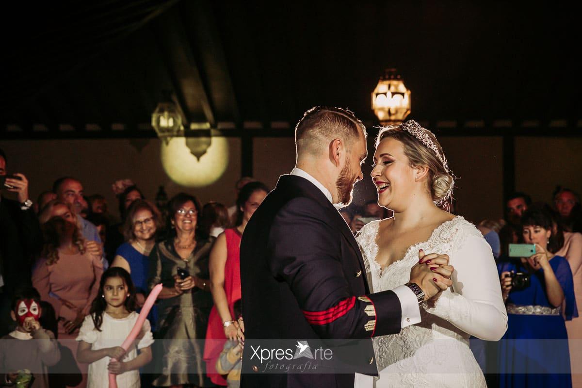 Fotos naturales para boda
