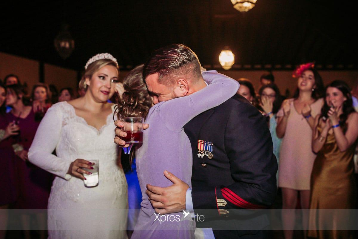 Momentos emotivos de bodas