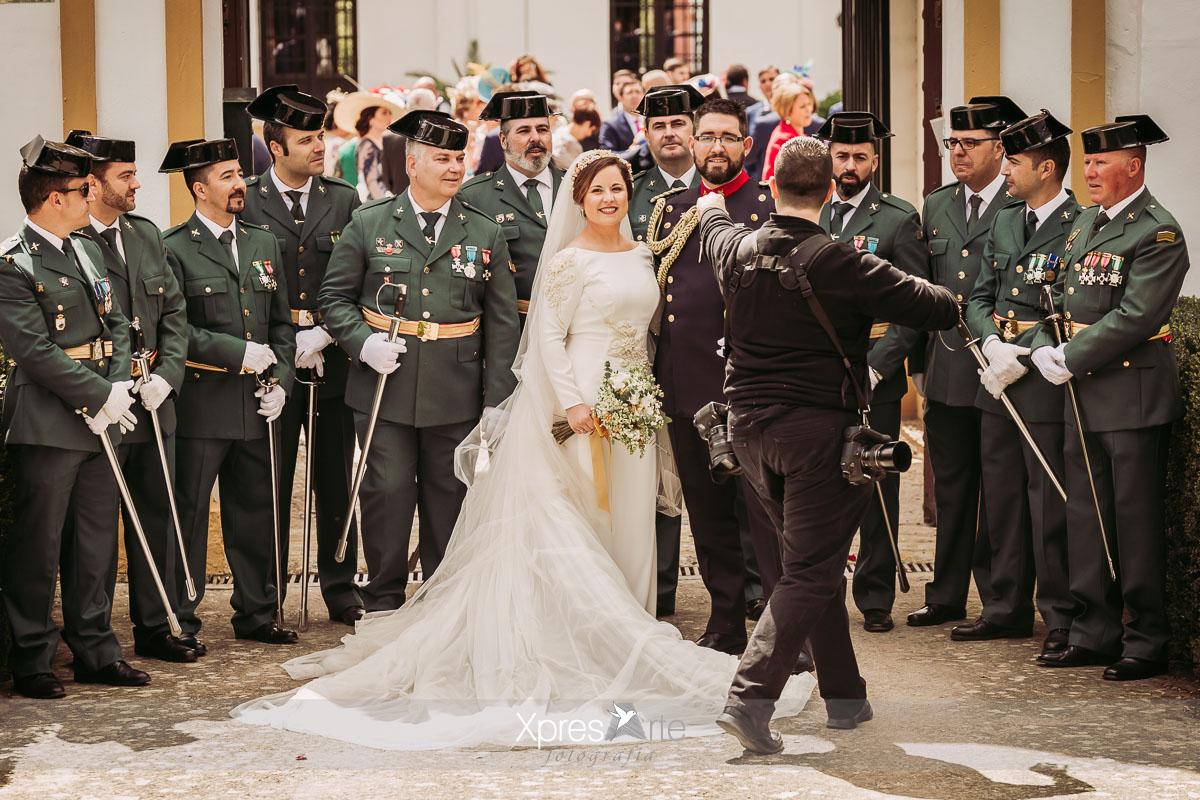 Fotógrafos y vídeo de bodas en Sevilla