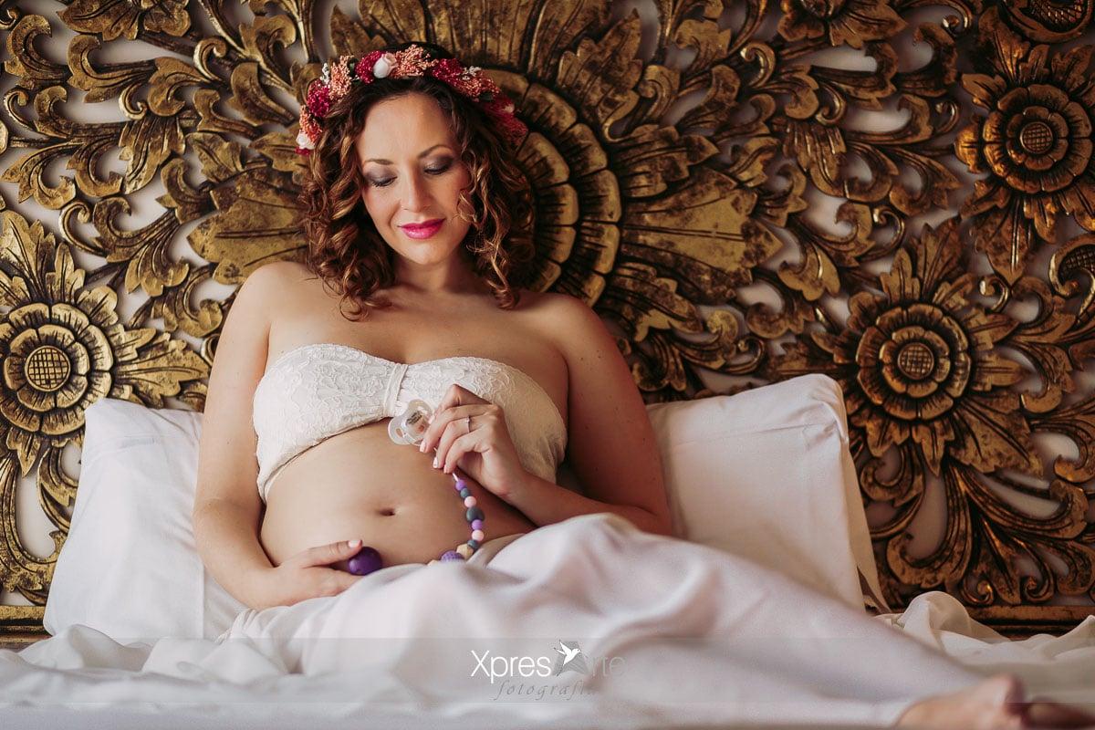 Fotos originales de embarazo